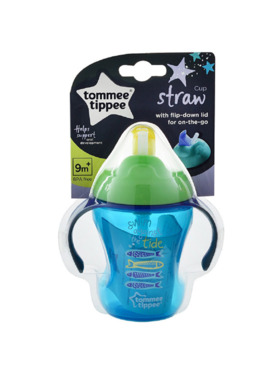 Tommee Tippee Training Straw Cup (230ml)