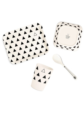 Younglux Triangle Tableware Gift Set