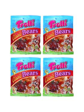 Trolli Classic Bear 100g (4-Pack)