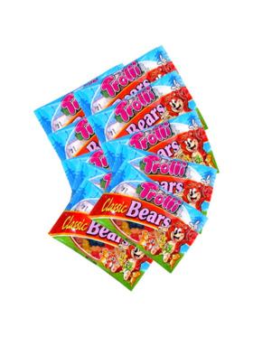 Trolli Gummy Candy Classic Bear 45g (10-Pack)