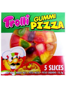 Trolli Gummy Pizza 15.5g (20-Pack)