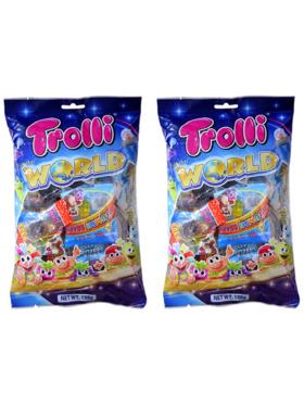 Trolli Gummi World 198g (2-Pack)