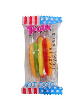 Trolli Hotdog 9g (60-Pack)
