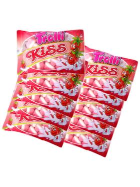 Trolli Kiss 40g (10-Pack)