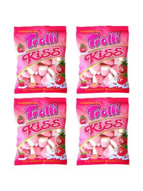 Trolli Kiss 100G (4-Pack)
