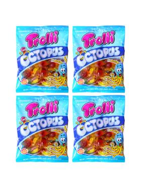 Trolli Octopus 100g (4-Pack)