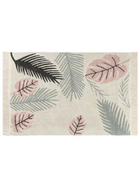Lorena Canals Tropical Pink Washable Rug