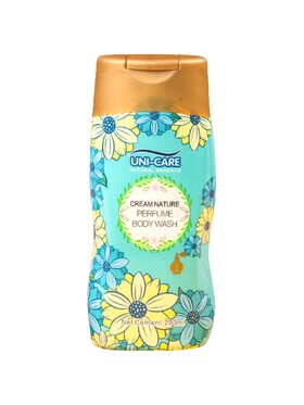 Uni-care Perfume Body Wash Cream Nature (200ml)