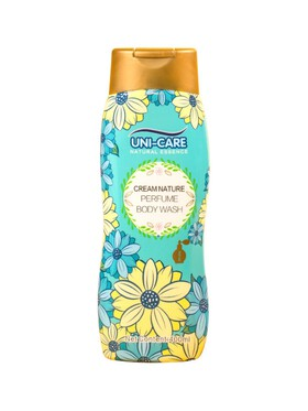 Uni-care Perfume Body Wash Cream Nature (400ml)