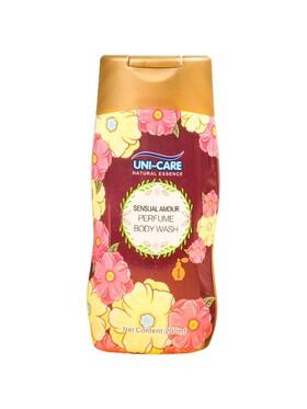 Uni-care Perfume Body Wash Sensual Amour (200ml)