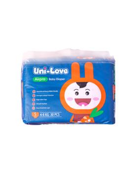 Uni-love Airpro Baby Diaper Small (30pcs)