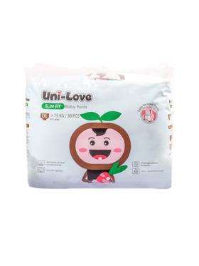 Uni-love Slim Fit Baby Pants XXL (30pcs)