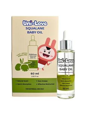 Uni-love Squalane Baby Oil (60ml)