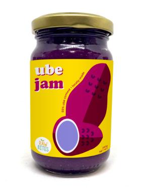 Raw Bites Ube Jam (260g)
