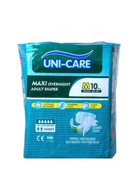 Uni-care Maxi Overnight Adult Diaper Medium (10pcs)