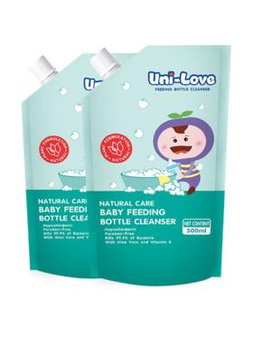 Uni-love Baby Bottle Cleanser 500ml (2-Pack)