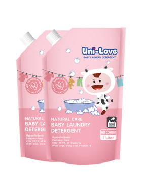 Uni-love Baby Laundry Detergent 1L (2-Pack)