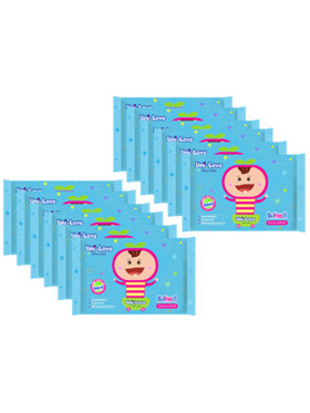 Uni-love Unscented Baby Wipes 11's (12-Pack)