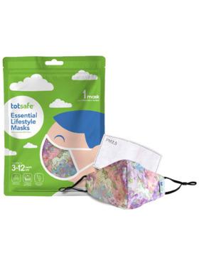 Totsafe Lifestyle Mask - Unicorn 2 Set (with 3 filters)