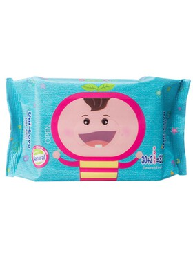 Uni-love Unscented Baby Wipes (32s)
