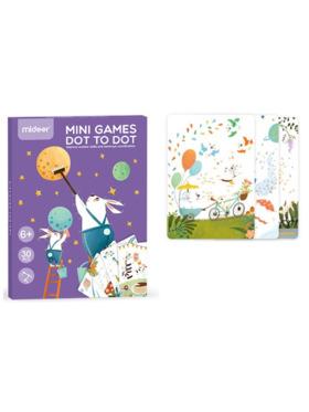 MiDeer Mini Games Dot to Dot