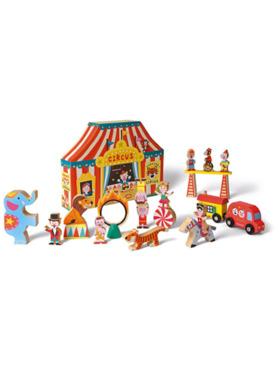 Janod Story Box - Circus