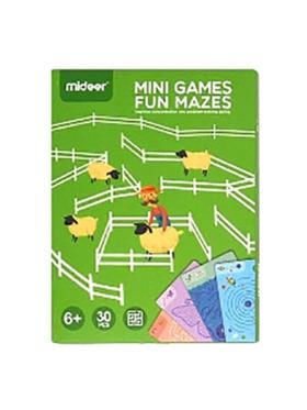 MiDeer Mini Games Fun Mazes
