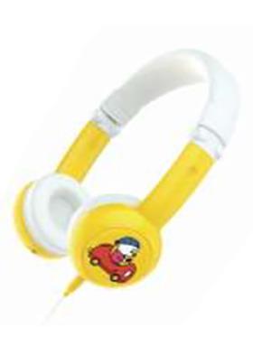 BAMINI Hachu Happy Wired Headphones
