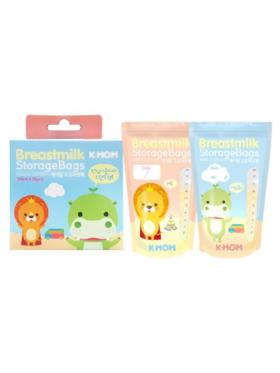 K-Mom Breastmilk Bag (50s)
