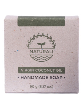 Naturali Virgin Coconut Soap