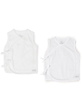 St. Patrick Tie-Side Shirt Sleeveless
