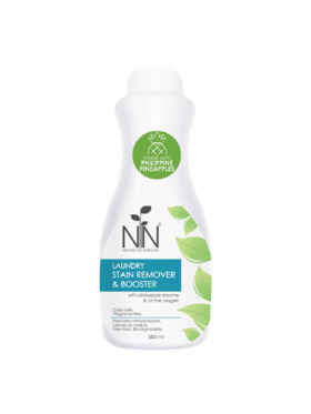 Nature to Nurture Laundry Stain Remover and Booster (500ml)