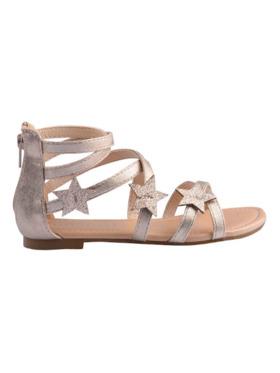 Meet My Feet Lola Big Kid Sandals