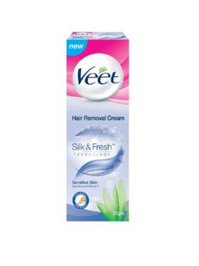 Veet Hair Removal Cream - Sensitive Skin (25g)