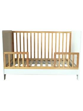 Cuddlebug Vernon 3in1 Convertible Crib
