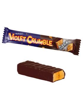 Violet Crumble Violet Crumble Honeycomb Bar 50g
