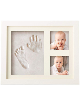 Little Tots PH DIY Hand and Foot print with frame-