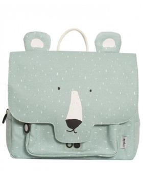 Trixie Mr. Polar Bear Children's Satchel