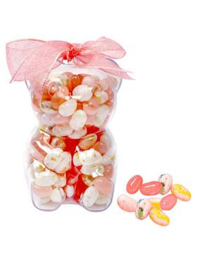 Candy Corner Jelly Belly in Bear Acrylic (200g)