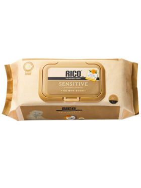 Rico Baby Organic Sensitive Premium Wet Wipes