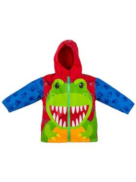 Stephen Joseph Rain Coat (Dino)