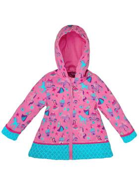 Stephen Joseph Rain Coat (Princess Design)