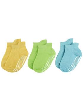 Enfant Anti-Skid Baby Socks (3 Pairs)