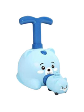 Hungry Hippo PH Blue Bear Balloon Car Launcher