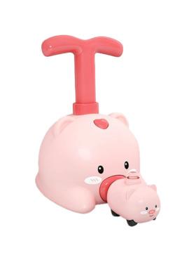 Hungry Hippo PH Pig Balloon Car Launcher