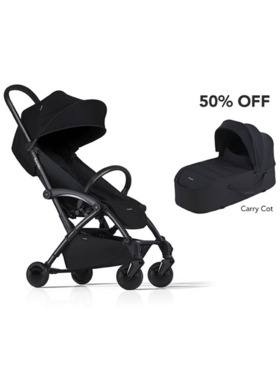 Bumprider Connect 2 Stroller + 50% off Carrycot