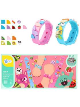 Gwiz Panda Loves Sugar Dot Bracelet (2pcs)