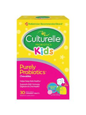 Culturelle Kids Purely Probiotics Chewables