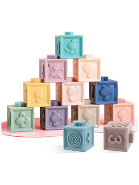 Hungry Hippo PH Soft Blocks (12s)