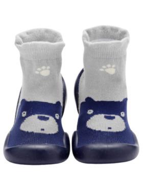 Little Steps Walking Shoes in Bear